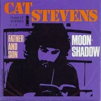 Cover Cat Stevens - Moon Shadow