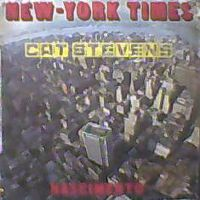 Cover Cat Stevens - New York Times