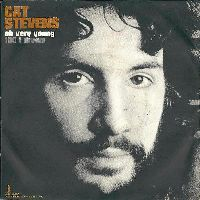 Cover Cat Stevens - Oh Very Young