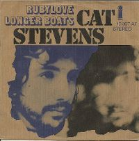 Cover Cat Stevens - Rubylove