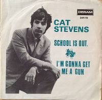 Cover Cat Stevens - School Is Out