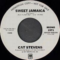 Cover Cat Stevens - Sweet Jamaica