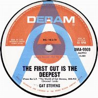 Cover Cat Stevens - The First Cut Is The Deepest