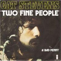 Cover Cat Stevens - Two Fine People