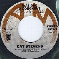 Cover Cat Stevens - Was Dog A Doughnut