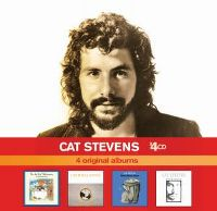 Cover Cat Stevens - x4CD: 4 Original Albums
