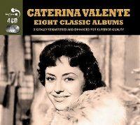 Cover Caterina Valente - Eight Classic Albums