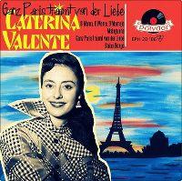 Cover Caterina Valente / Orchester Mike Firestone - Ganz Paris träumt von der Liebe