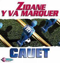 Cover Cauet - Zidane y va marquer