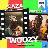 Cover Caza feat. Ronnie Flex - Woozy