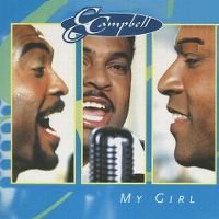 Cover C.C. Campbell - My Girl