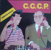 Cover C.C.C.P. - American-Soviets