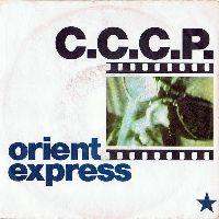 Cover C.C.C.P. - Orient Express