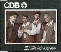 Cover CDB - Hey Girl (This Is Our Time)
