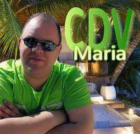 Cover CDV - Maria