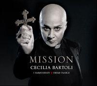 Cover Cecilia Bartoli - Mission
