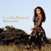 Cover Cecilia Bartoli - Mozart Arias