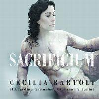 Cover Cecilia Bartoli - Sacrificium