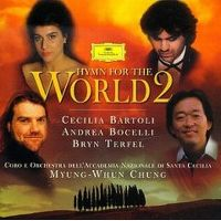 Cover Cecilia Bartoli / Andrea Bocelli / Bryn Terfel - Voices From Heaven