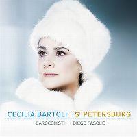 Cover Cecilia Bartoli / I Barocchisti / Diego Fasolis - St Petersburg