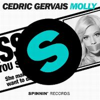Cover Cedric Gervais - Molly