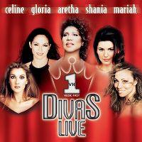 Cover Celine / Gloria / Aretha / Shania / Mariah - VH-1 Divas Live