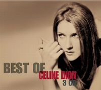 Cover Céline Dion - Best Of - 3 CD