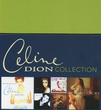 Cover Céline Dion - Collection