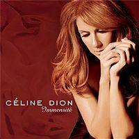 Cover Céline Dion - Immensité
