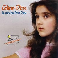 Cover Céline Dion - La voix du bon Dieu