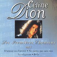 Cover Céline Dion - Les premières chansons vol. 1 - Gold