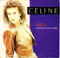 Cover Céline Dion - Lolita (Trop jeune pour aimer)
