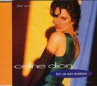 Cover Céline Dion - Love Can Move Mountains