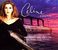 Cover Céline Dion - My Heart Will Go On