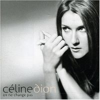 Cover Céline Dion - On ne change pas