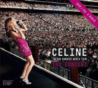 Cover Céline Dion - Taking Chances World Tour - The Concert