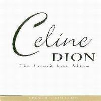 Cover Céline Dion - The French Love Album