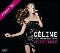Cover Céline Dion - Tournée mondiale Taking Chances - Le spectacle