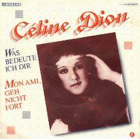 Cover Céline Dion - Was bedeute ich dir