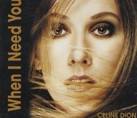 Cover Céline Dion - When I Need You