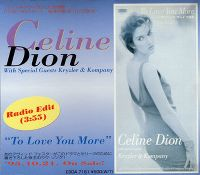 Cover Céline Dion with Kryzler & Kompany - To Love You More