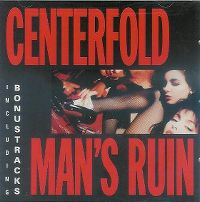 Cover Centerfold - Man's Ruin