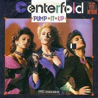 Cover Centerfold - Pump It Up
