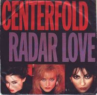 Cover Centerfold - Radar Love