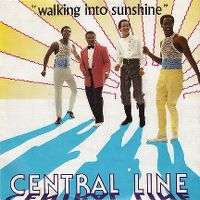 Cover Central Line - Walking Into Sunshine