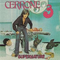 Cover Cerrone - 3 - Supernature