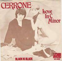 Cover Cerrone - Love In C Minor