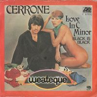 Cover Cerrone - Love In C Minor