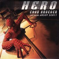 Cover Chad Kroeger feat. Josey Scott - Hero
