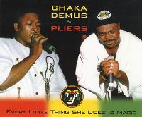 Cover Chaka Demus & Pliers - Every Little Thing She Does Is Magic